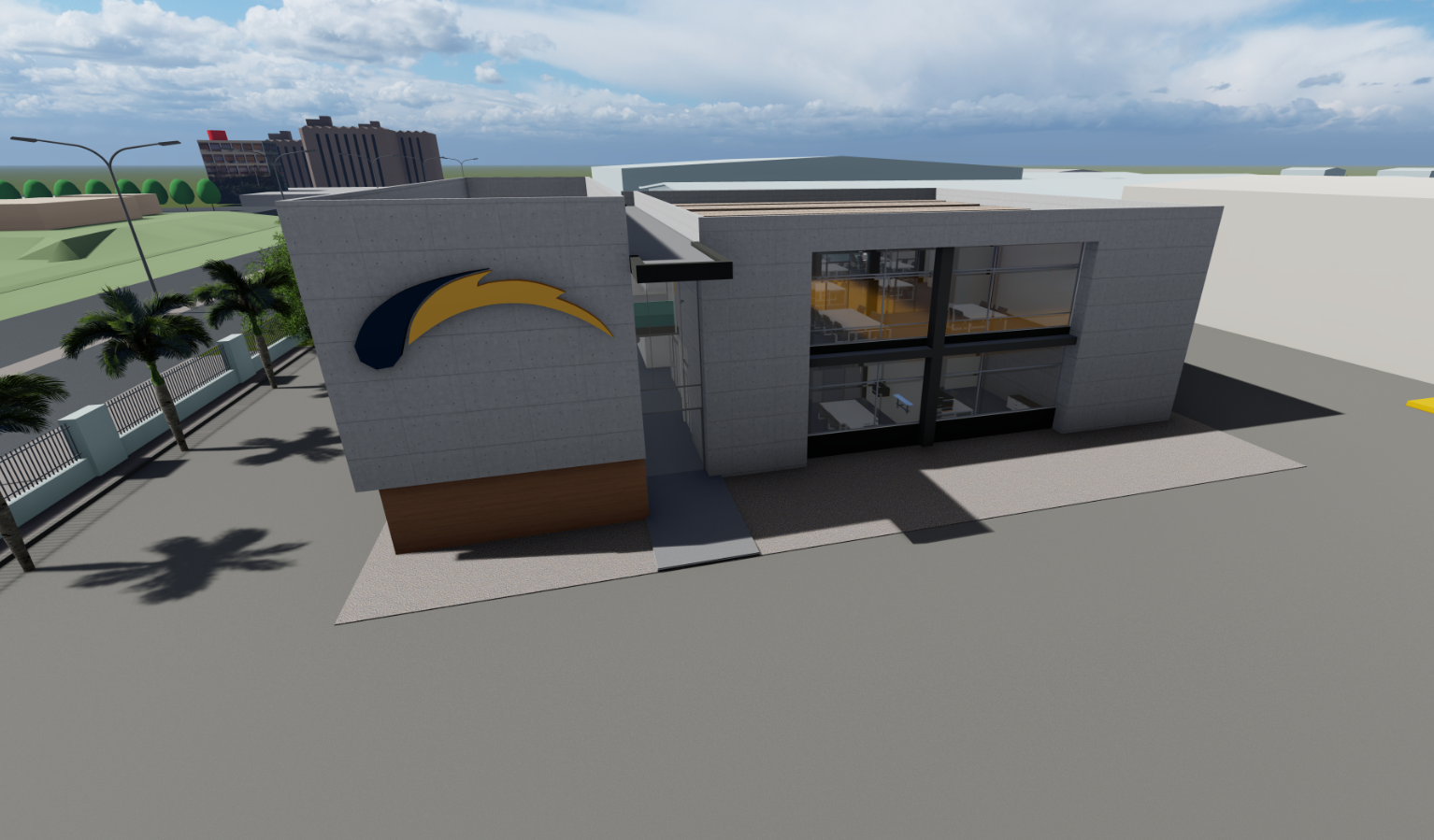 New Project: Aqualectra Building C